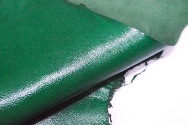 Кожа МРС (метис), зелёная, 66 дм2.-107128