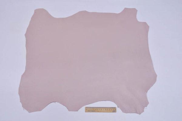 Кожа МРС, бледно-сиреневая, 40 дм2.-107137