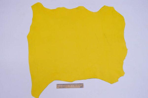 Кожа МРС, жёлтая, 31 дм2.-107149