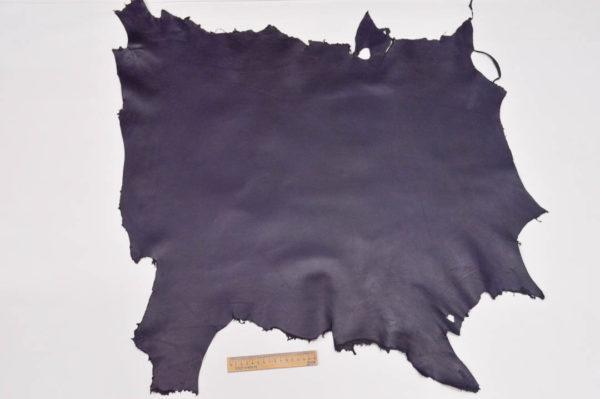 Кожа МРС, тёмно-синяя, 50 дм2.-107168