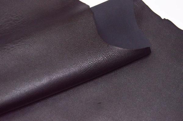 Кожа МРС (метис) , чёрная, 52 дм2, Russo di Casandrino S.p.A.-107173