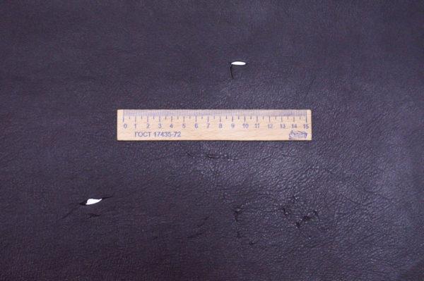 Кожа МРС (метис), чёрная, 44 дм2, Russo di Casandrino S.p.A.-107176