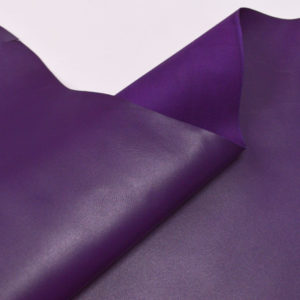 Кожа МРС, фиолетовая, 39 дм2.-107198