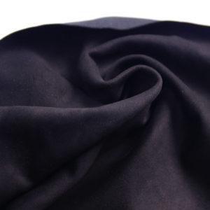 Велюр одёжный МРС, чёрный, 24 дм2.-107245