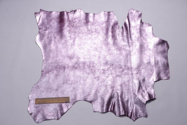 Велюр МРС, бордовый с розовым напылением, 31 дм2.-107291