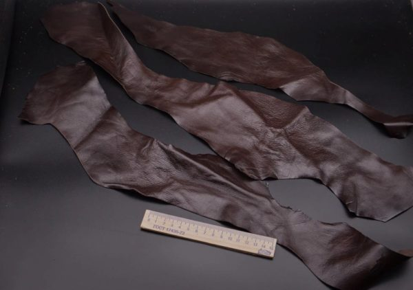 Кожа МРС, тёмно-коричневая, 13 дм2.-1-073