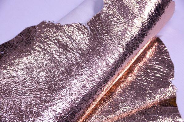 Наплак МРС, розовое золото, с эффектом растрескивания, 18 дм2.-107303