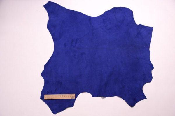 Велюр МРС, синий, 33 дм2.-107334