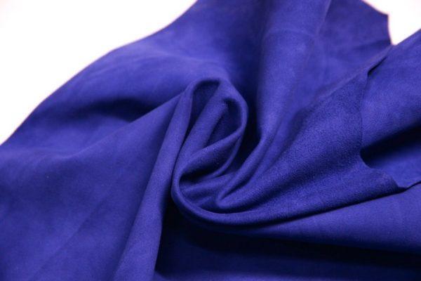 Велюр МРС, синий, 45 дм2.-107335