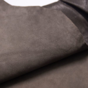 Велюр МРС (коза), какао, 27 дм2.-107354
