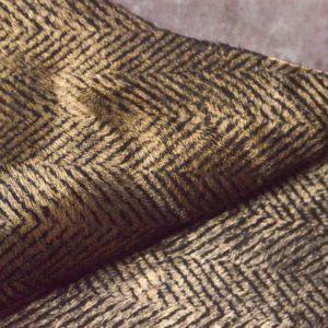 Пони, тёмно-коричневая с золотом, 107 дм2, Russo di Casandrino S.p.A.-108017