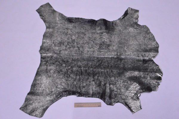 Пони, черная с серебром, 47 дм2, Russo di Casandrino S.p.A.-108022