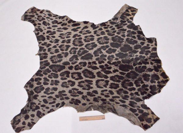 Пони, бежевый леопард, 65 дм2, Russo di Casandrino S.p.A.-108030