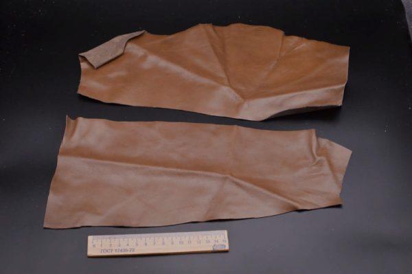 Кожа МРС, коричневая, 10 дм2.-1-084