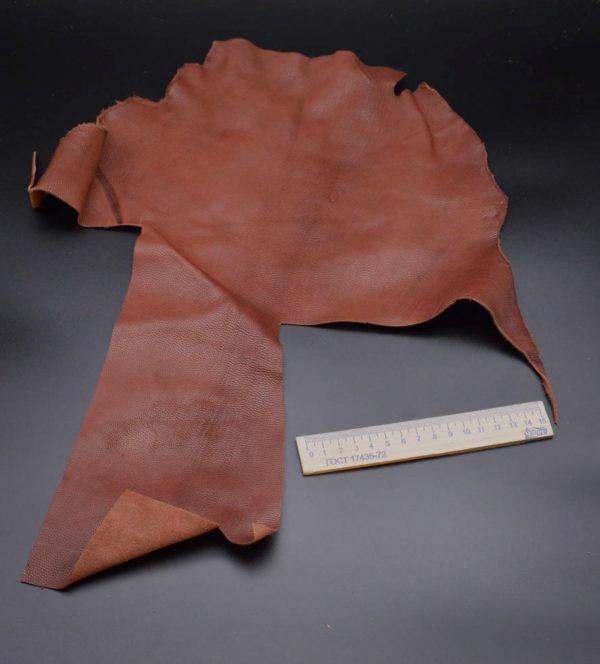 Кожа МРС, коричневая, 8 дм2.-1-092