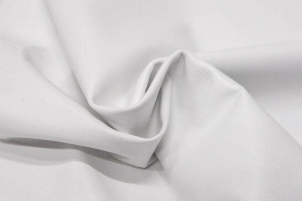 Кожа одёжная МРС, белая-660