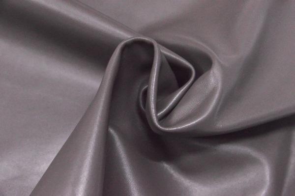 Кожа одёжная МРС, серо-коричневая-659