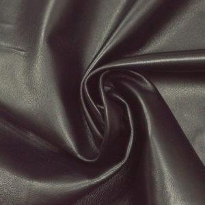 Кожа одёжная МРС, чёрная, 5,75 фут. (53 дм2.)-301061