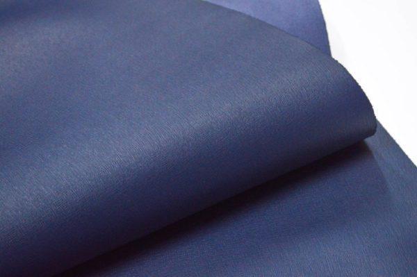 Кожа КРС, сафьяно (Saffiano), синяя, 184 дм2, Conceria Ferrero S.p.A.-901023