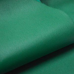 Кожа КРС, сафьяно (Saffiano), зелёная, 194 дм2, Conceria Ferrero S.p.A.-901024