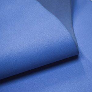 Кожа КРС, сафьяно (Saffiano), голубая, 194 дм2, Conceria Ferrero S.p.A.-901027