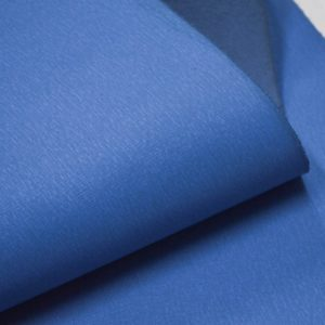Кожа КРС, сафьяно (Saffiano), голубая, 180 дм2, Conceria Ferrero S.p.A.-901028