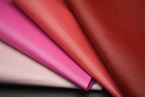 Набор из 4 кусочков розовой, фуксия, коралловой, красной, А4-Набор 1-2