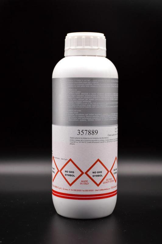 Краска для уреза кожи Orly SL Kenda Farben, красная, глянцевая, 100 гр.