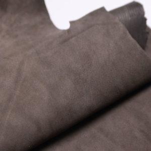 Велюр МРС (коза), какао, 40 дм2.-107357