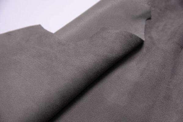 Велюр МРС, серый, 34 дм2.-107366
