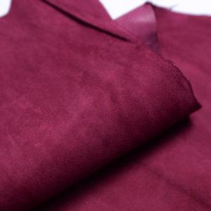 Велюр МРС, бордовый, 27 дм2.-107378