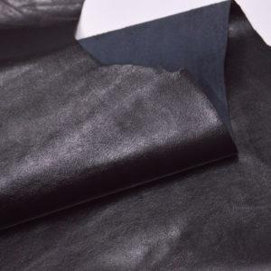 Кожподклад МРС , чёрный-Pb-056