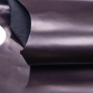 Кожа КРС, баклажан, 166 дм2.-501167