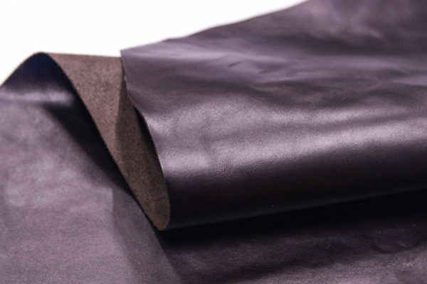 Кожа КРС, тёмно-коричневый, 64 дм2.-501179