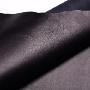 Кожа МРС, чернильная (тёмно-синяя), 53 дм2, Russo di Casandrino S.p.A.-108060