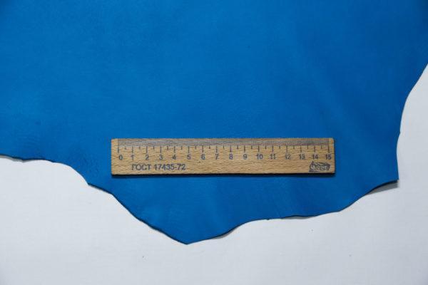 Кожа МРС, небесно-синяя, 38 дм2.-108073