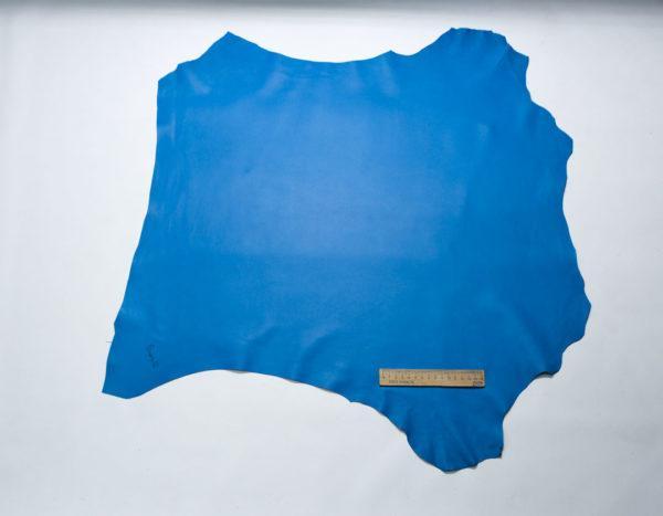 Кожа МРС, небесно-синяя, 46 дм2.-108074