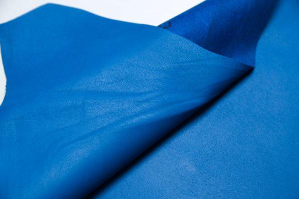 Кожа МРС, небесно-синяя, 41 дм2.-108076
