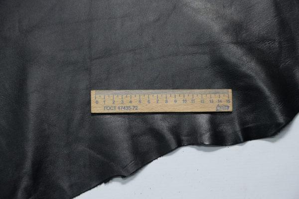 Кожа МРС, чёрная, 66 дм2.-108078
