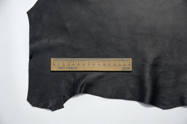 Кожа МРС, чёрная, 48 дм2.-108083