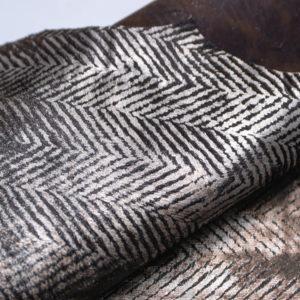 Пони, тёмно-коричневая с серебром, 53 дм2, Russo di Casandrino S.p.A.-108104