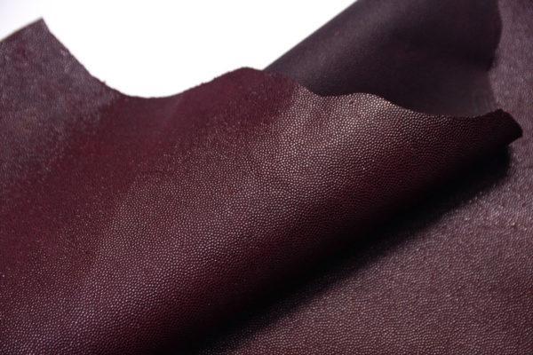 Велюр МРС с тиснением, тёмно-бордовый, 37 дм2.-108112