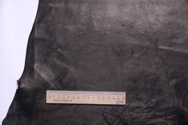Кожа МРС, чёрная, 67 дм2.-108121