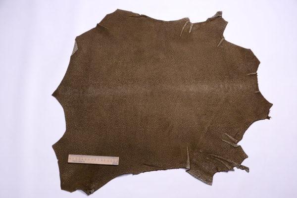 Велюр МРС, хаки, 35 дм2, Russo di Casandrino S.p.A.-108134
