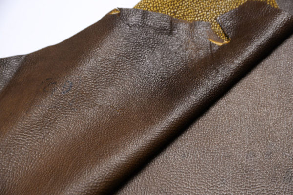 Кожа МРС, коричневая, 55 дм2, Russo di Casandrino S.p.A.-108143