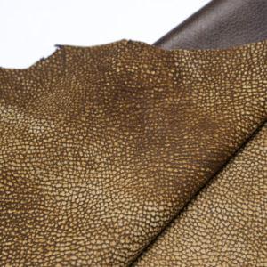 Велюр МРС, бежево-коричневый, 50 дм2, Russo di Casandrino S.p.A.-108144