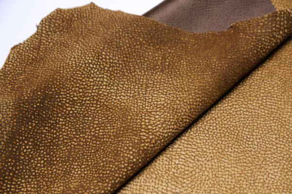 Велюр МРС, бежево-коричневый, 59 дм2, Russo di Casandrino S.p.A.-108148