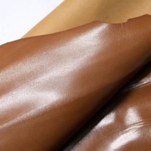 Кожа МРС, светло-коричневая, 57 дм2, DMD Solofra S.p.A.-108166