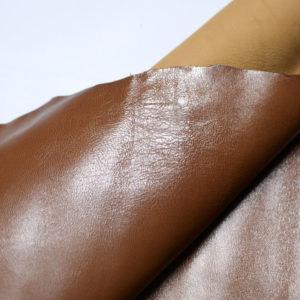 Кожа МРС, светло-коричневая, 62 дм2, DMD Solofra S.p.A.-108168