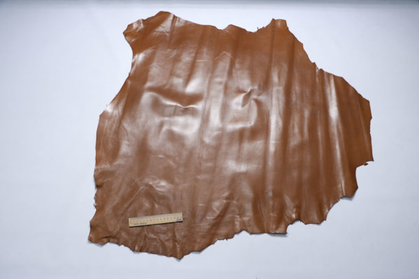 Кожа МРС, светло-коричневая, 61 дм2, DMD Solofra S.p.A.-108169